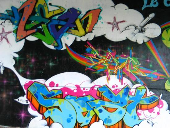 Ma collection de graffitis